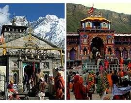 Do Dham ( Kedar-Badri ) Yatra