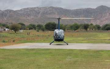 Getting the Best Helicopter Companies in Rajasthan