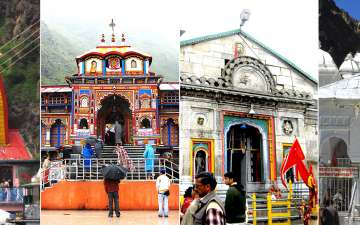 Char Dham Yatra by Helicopter Booking