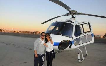 Book Helicopter for Marriage in best price | Rent