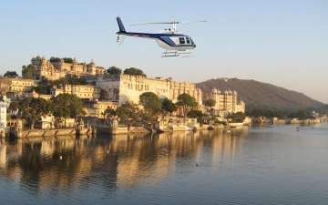 Information Regarding Helicopter Booking in Jaipur
