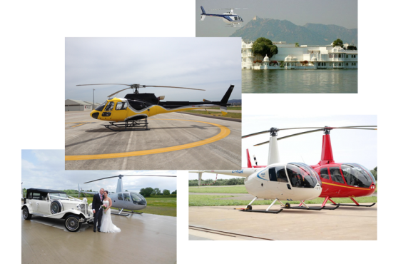 About Aone Helicopters