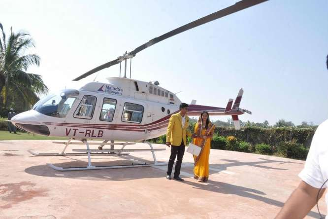 Top Helicopter Booking for Marriage Guide