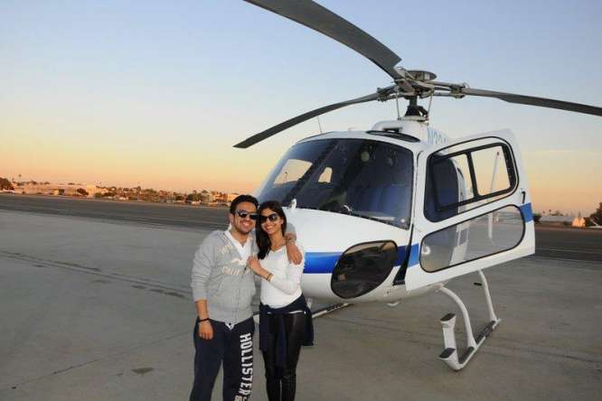 Facts, Fiction and Helicopter Rental for Wedding