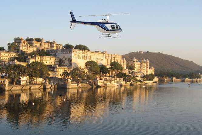 Information Regarding Helicopter Booking in Jaipur