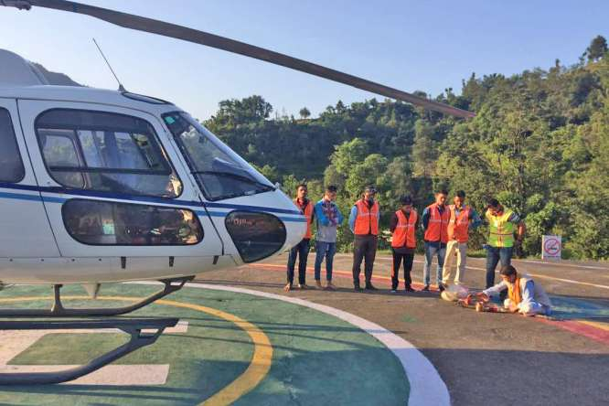 The Chronicles of Private Helicopter Rental