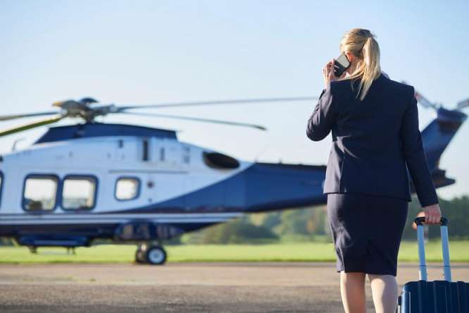 What is Helicopter Rental